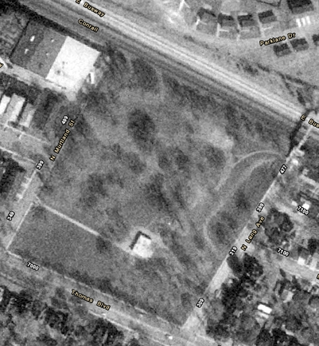 westinghouse park area - 1993